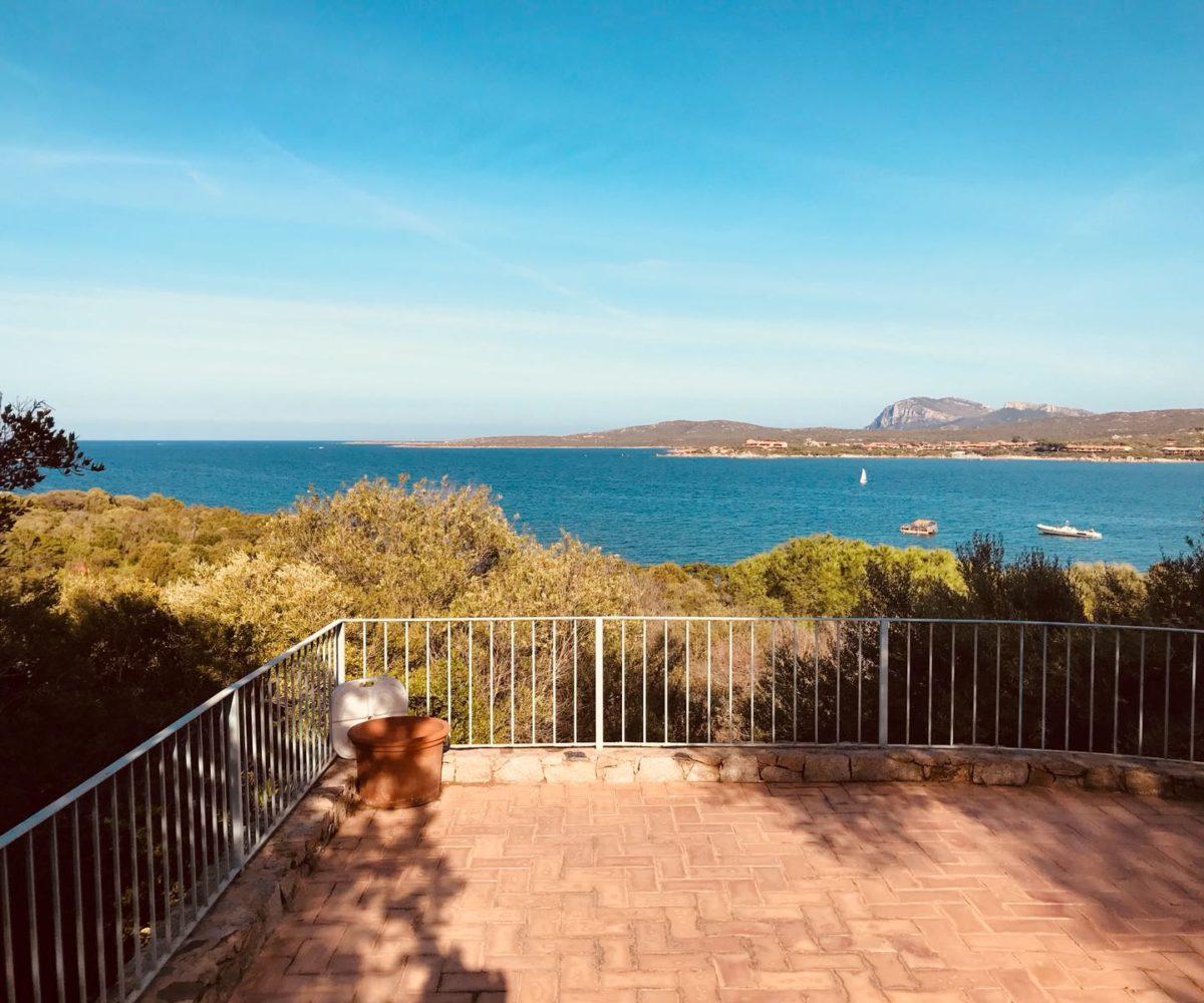 villa sul mare di Marinella